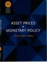 Asset Prices & Monetary Policy