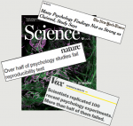 Comment on 'Estimating the Reproducibility of Psychological Science'