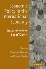 Economic Policy in the International Economomy: Essays in honor of Assaf Razin