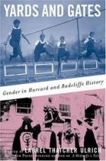 Yards & Gates: Gender in Harvard and Radcliffe History