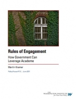Rules of Engagement: How Government Can Leverage Academe