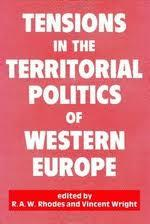 Italy - Territorial Politics in the Post-War Years: The Case of Regional Reform
