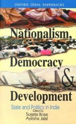 Nationalism, Democracy and Development