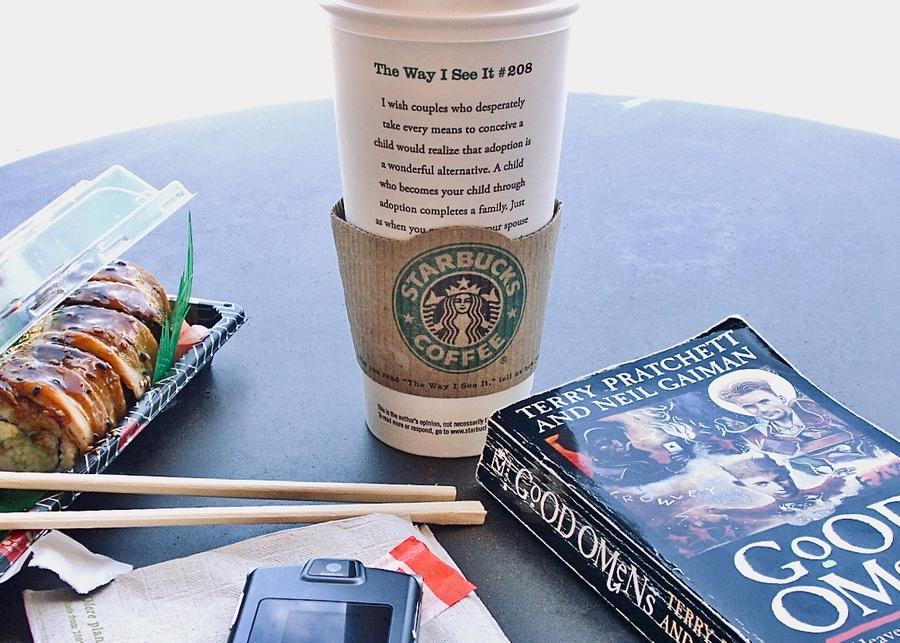 Starbucks The Way I See It TWISI Series