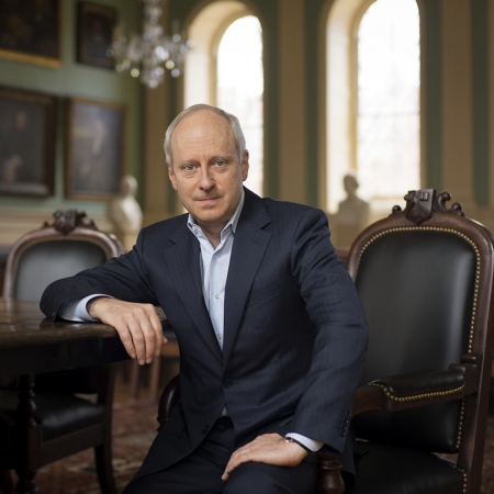 Michael Sandel (Photo by Jared Leeds)