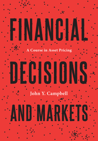 Financial Decisions and Markets Book Cover