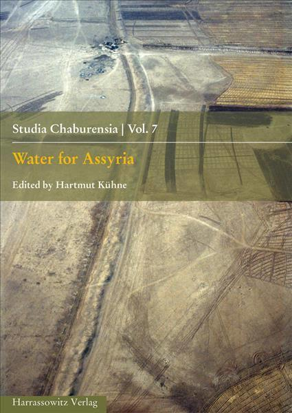 Water for Assyria cover