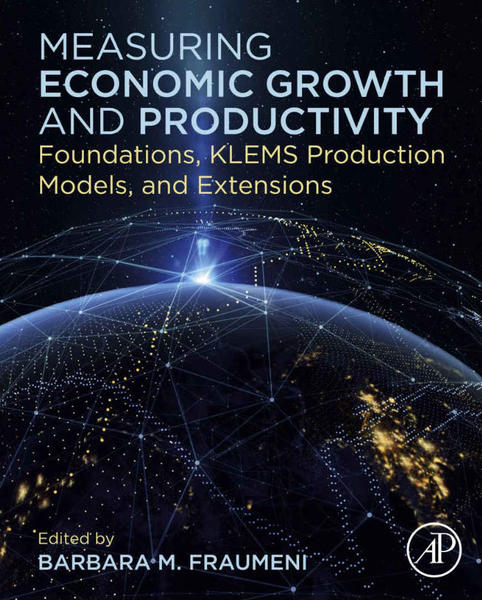 Cover image of Measuring Economic Growth and Productivity