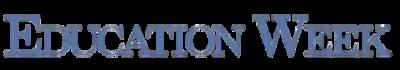 Ed Week Logo