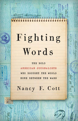"Picture of the front cover of ""Fighting Words"""