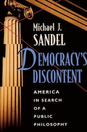 michael sandel public philosophy essays Köp public philosophy av michael j sandel på  public philosophy essays on  provides a valuable overview of what sandel calls his public philosophy.