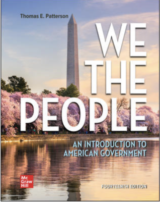 We The People 14th edition cover