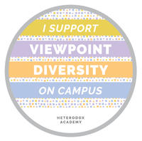 I support viewpoint diversity on campus.