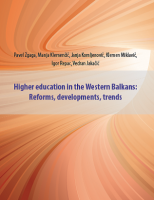 Higher education reforms in the Western Balkans