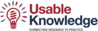 Usable Knowledge logo