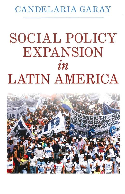Social Policy in Latin America Book Cover