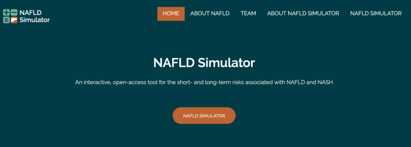 NAFLD Simulator screenshot