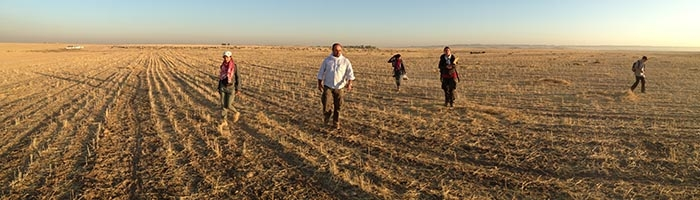 Erbil Plain Archaeological Survey