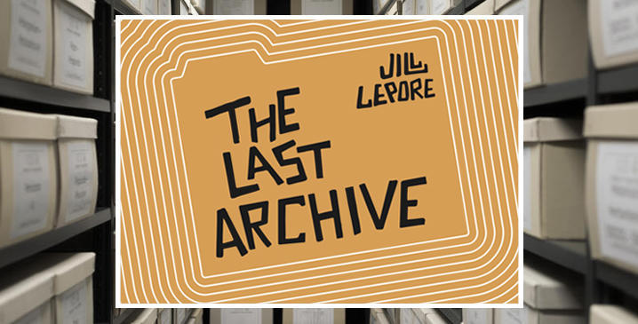 The Last Archive Banner
