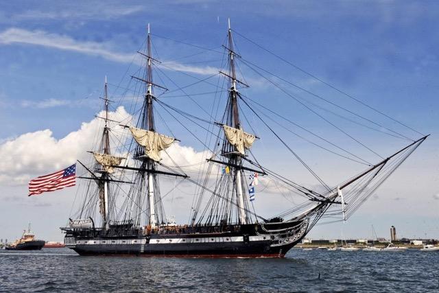 Boston Harbor Tall Ships Cruise NikitasVeritas - Boston tall ship cruise