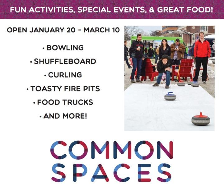 Common Spaces - WinterFest