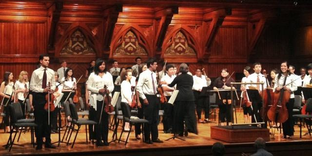 Harvard Summer School Orchestra