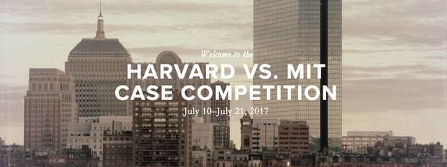 Harvard vs MIT Case Competition
