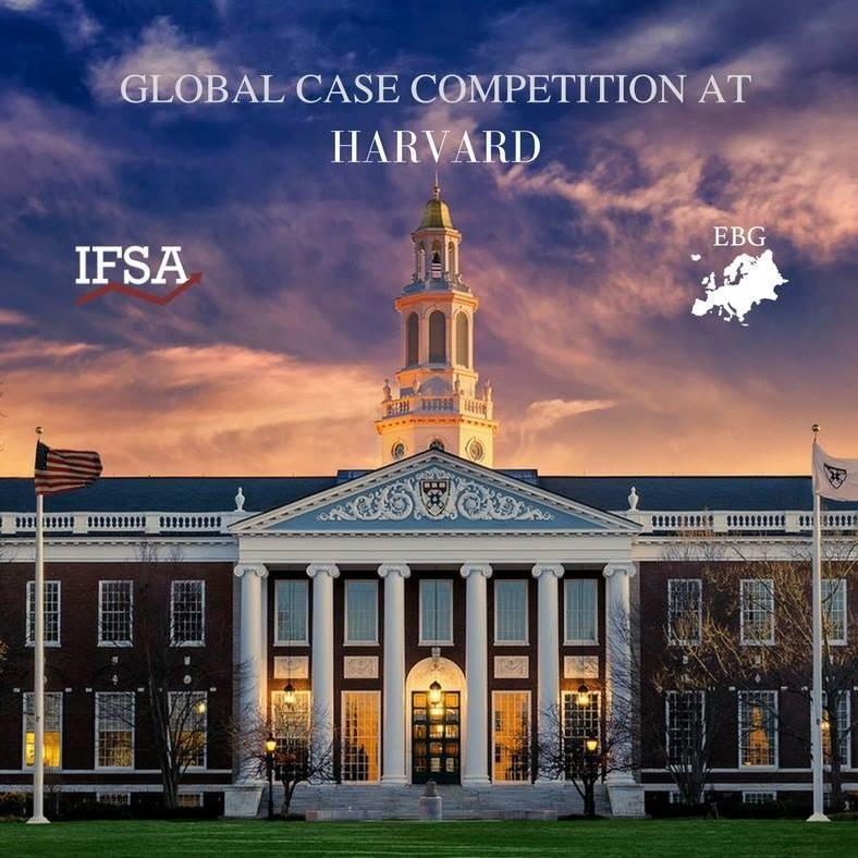 IFSA & HCEBG Global Case Competition 2018