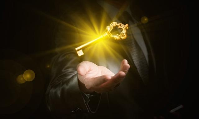 Golden Key of Opportunity