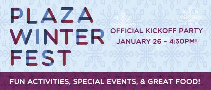 WinterFest 2017 Kickoff Party