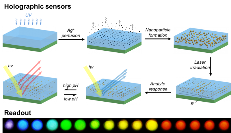 Photonic Nanosensor