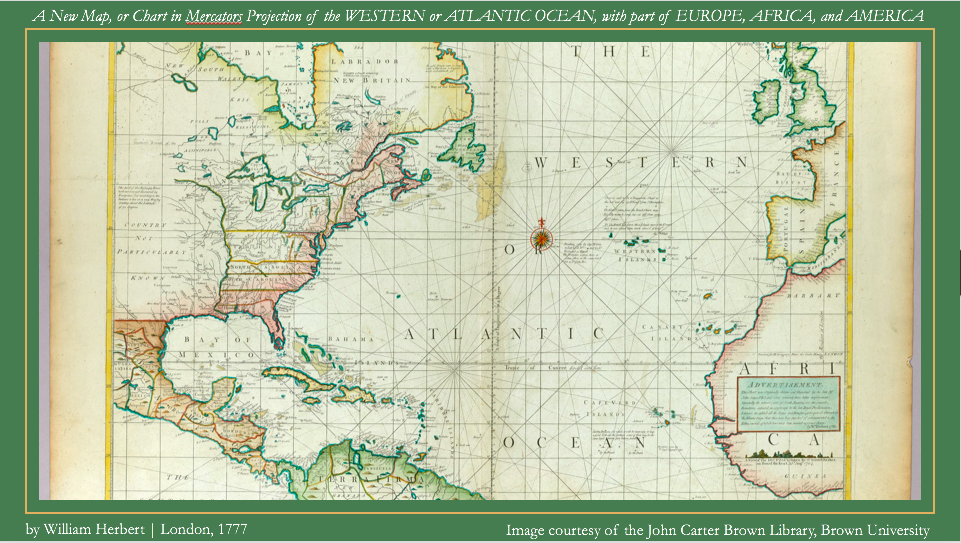 Map of the Atlantic World