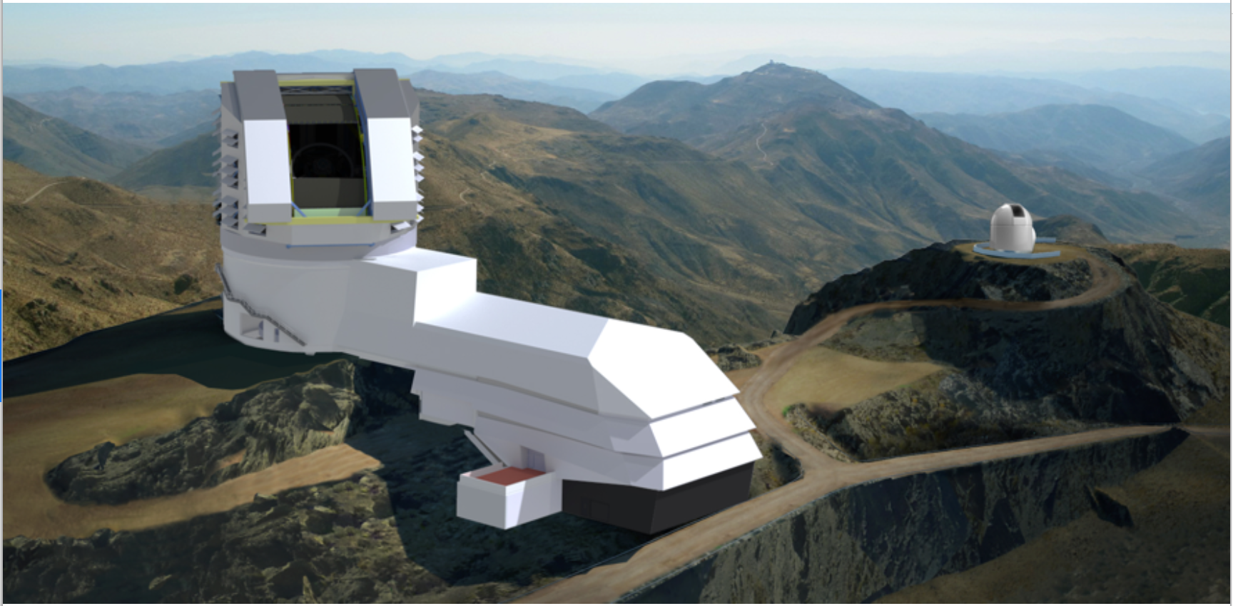 lsst site