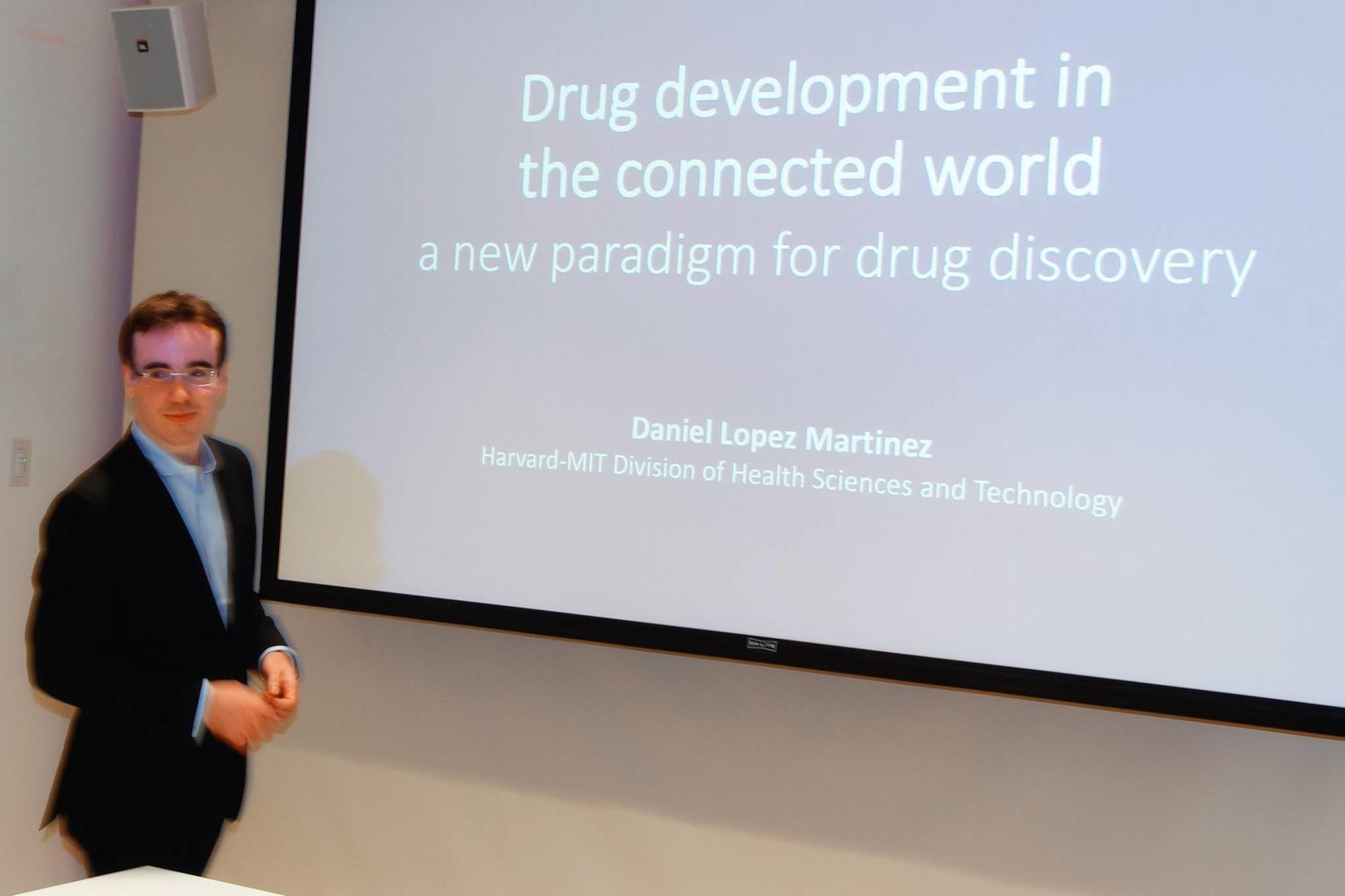 Drug Development in the Connected World