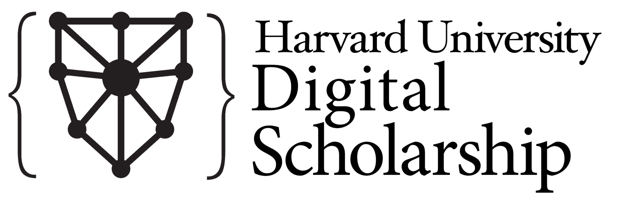 Harvard University Digital Scholarship logo