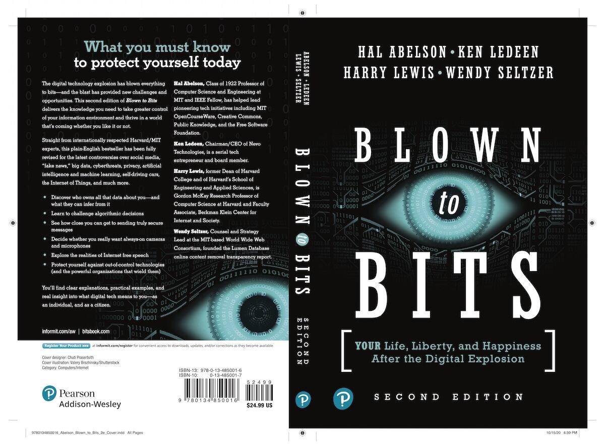 Cover of Blown to Bits, 2nd edition