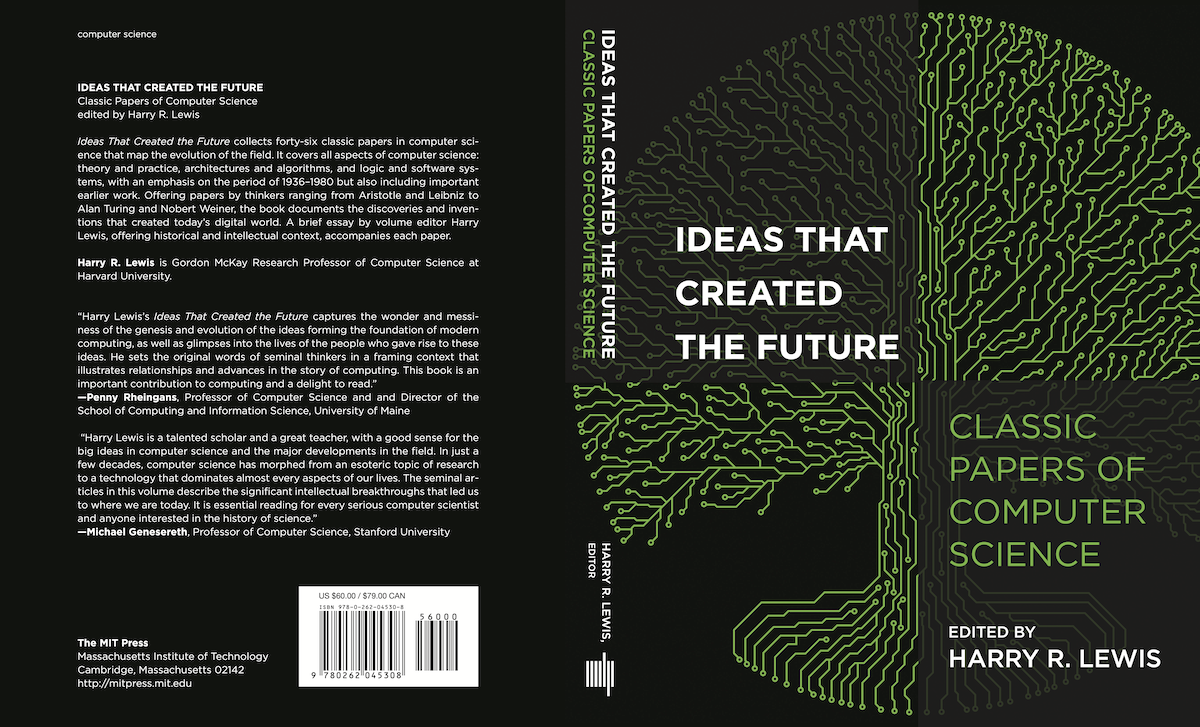Ideas That Created the Future cover