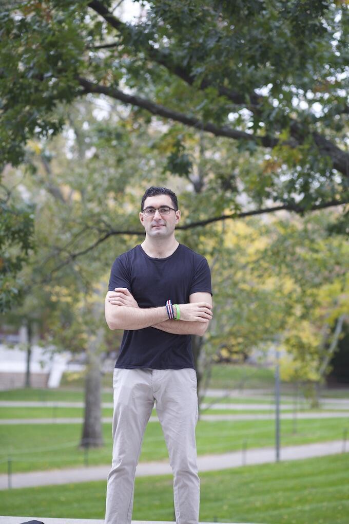 Jacob Khan in Cambridge Massachusetts 02138