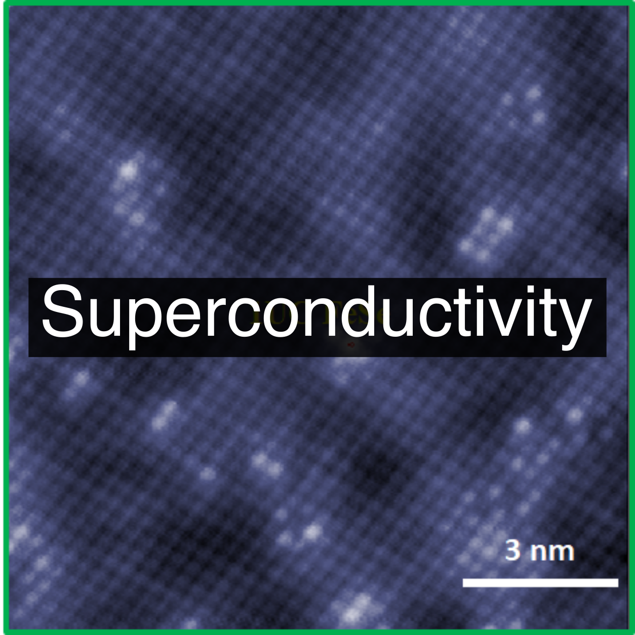 Superconductivity page link
