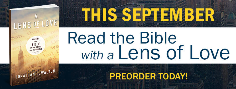 Preorder - A Lens of Love