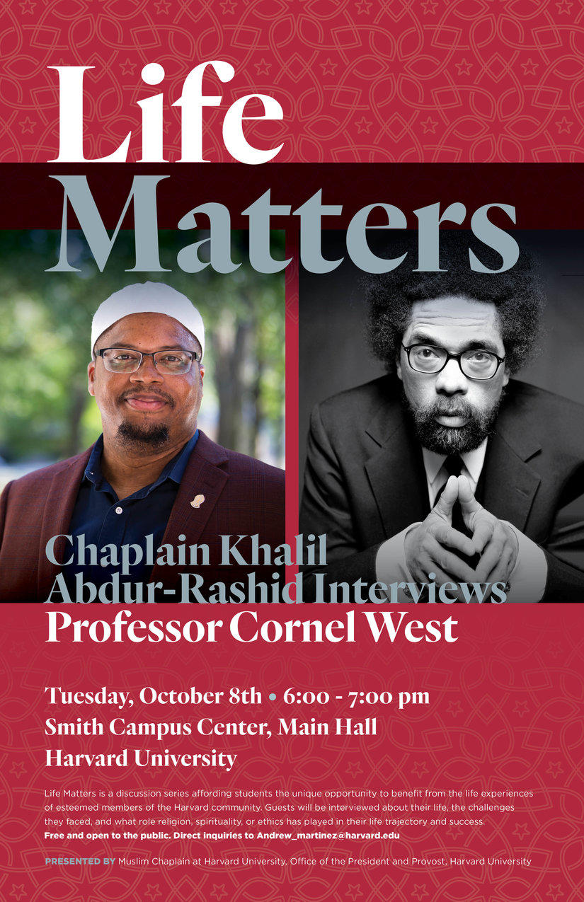 Life Matters with Cornel West