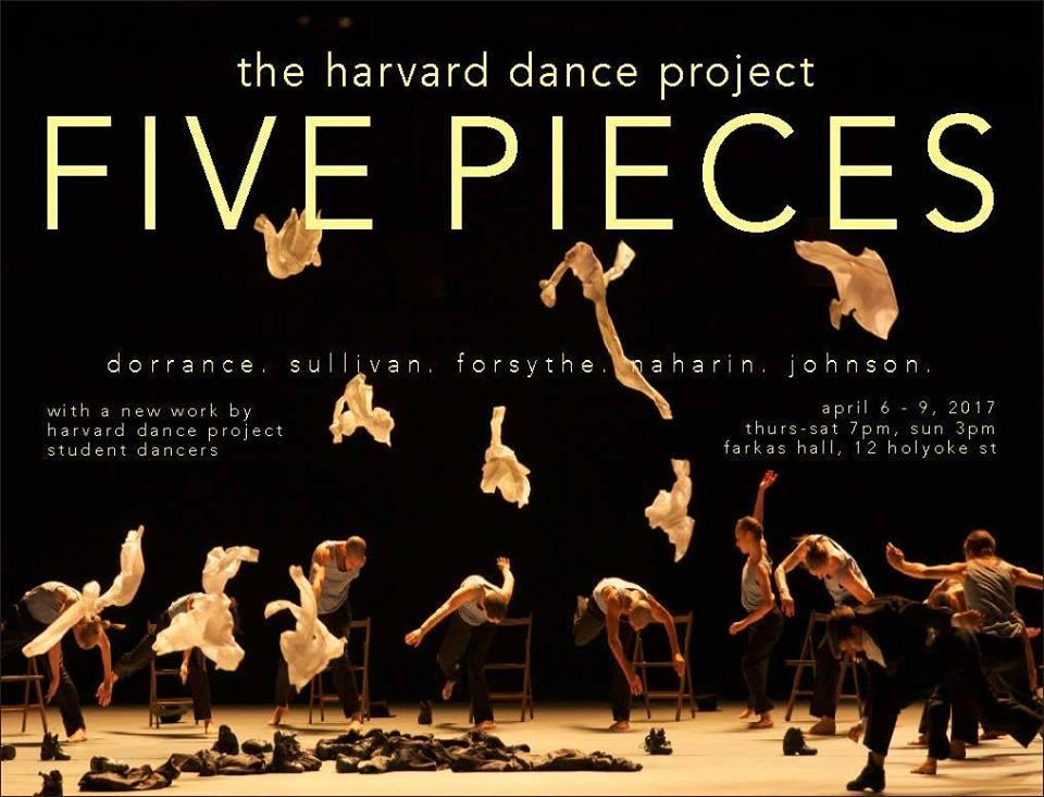 Harvard Dance Project 5 Pieces