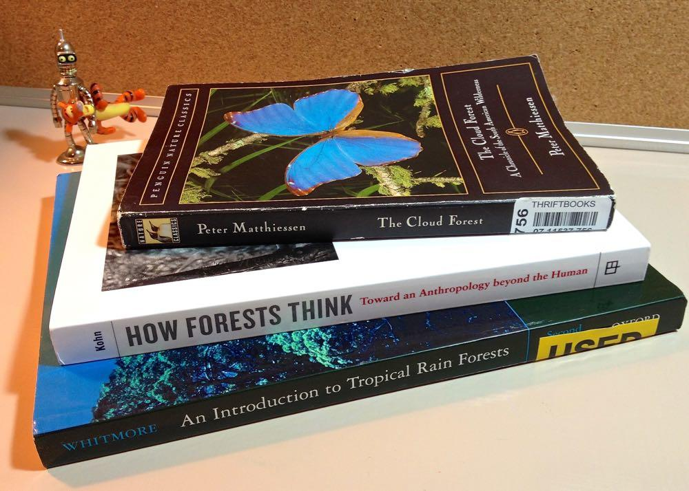 Expo Textbooks Rain Forests