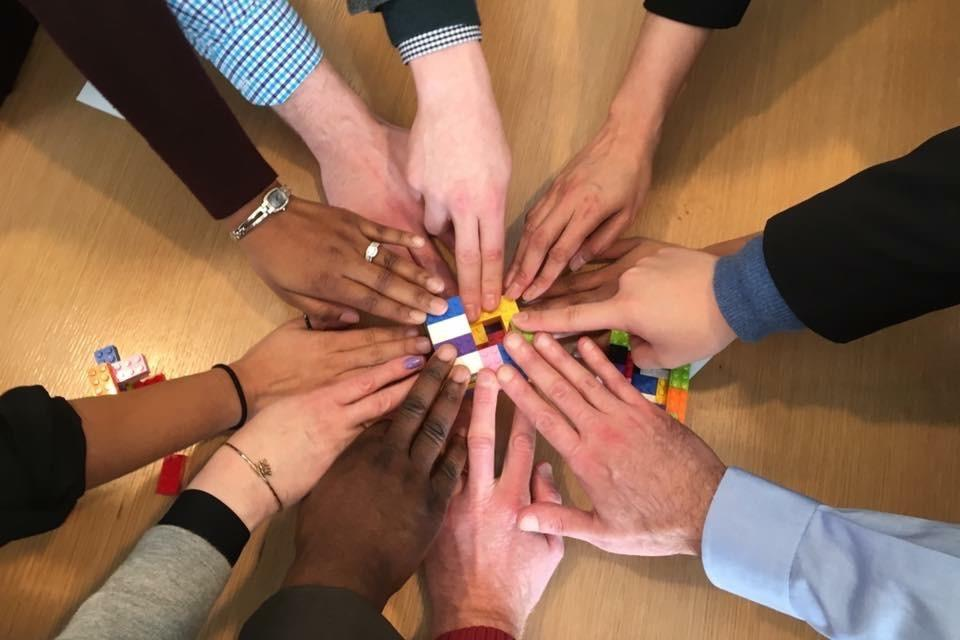 HESA Leadership Spring 2017 Summit - All Hands on Lego