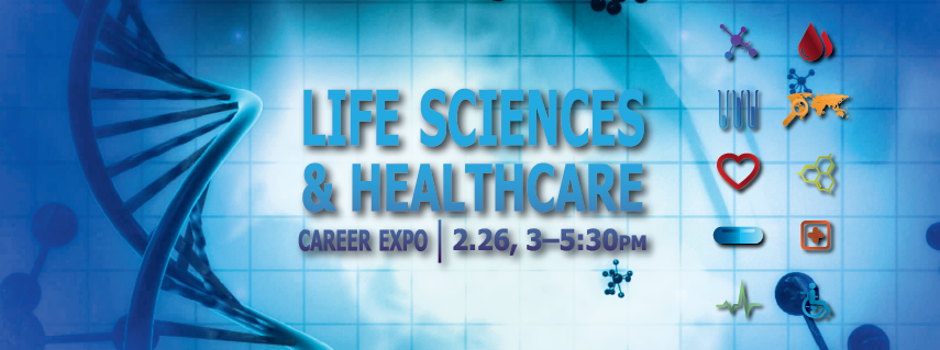 Life Sciences & Healthcare Career Expo 2018
