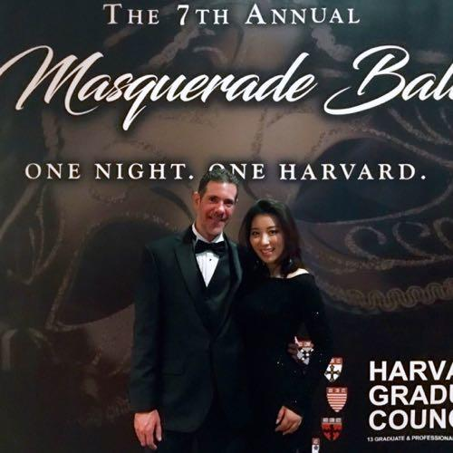 Masquerade Ball (Colin Rudd and Olivia Chen)