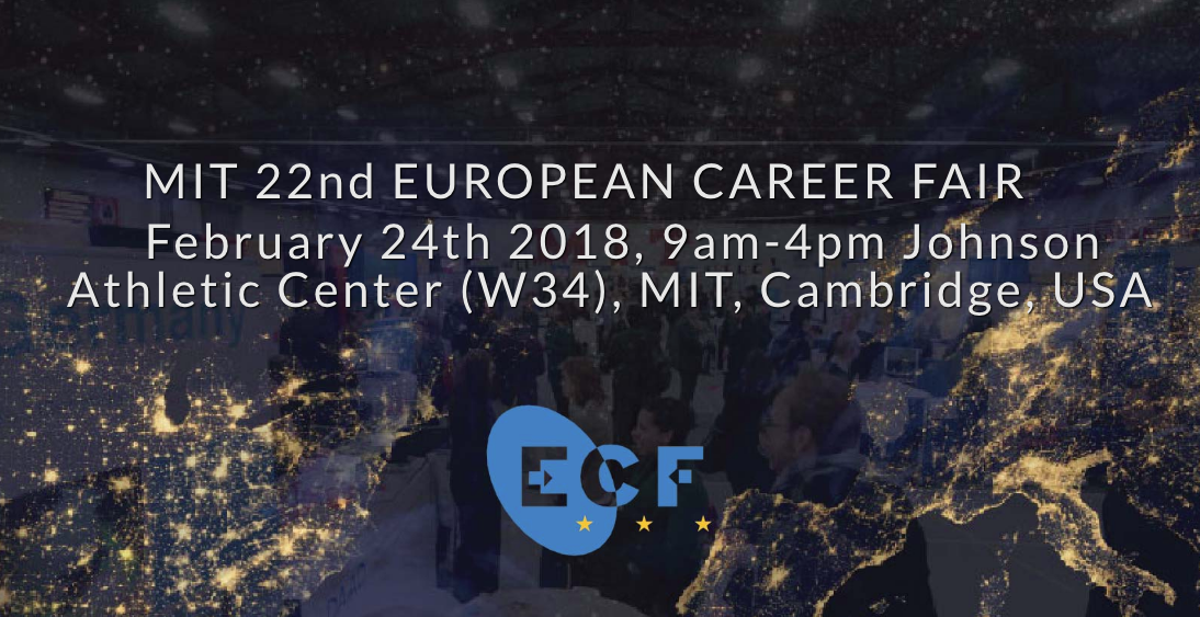 MIT 22nd European Career Fair