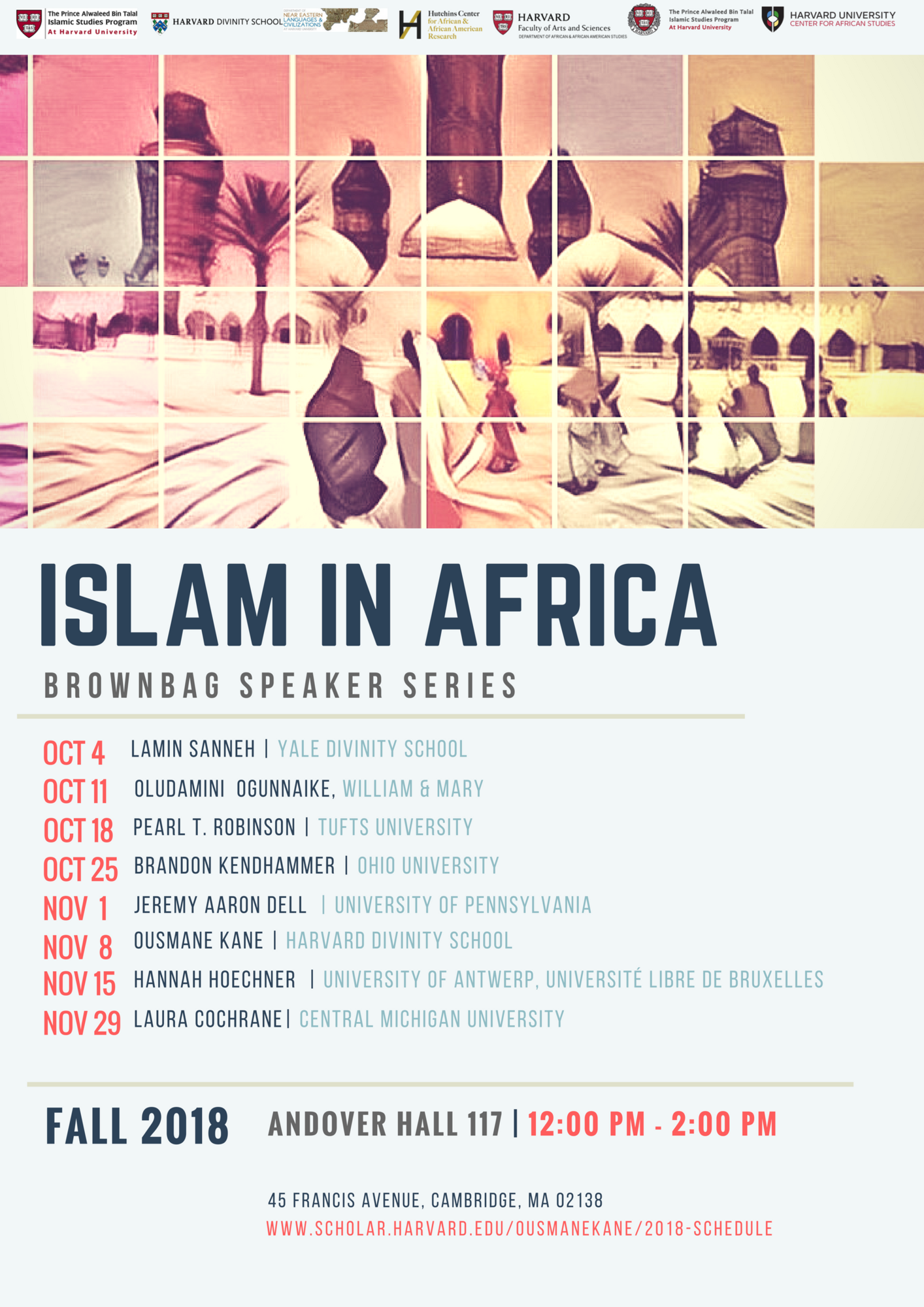 Islam in Africa Lecture Series