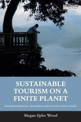 Book Cover for Sustainable Tourism on a Finite Planet