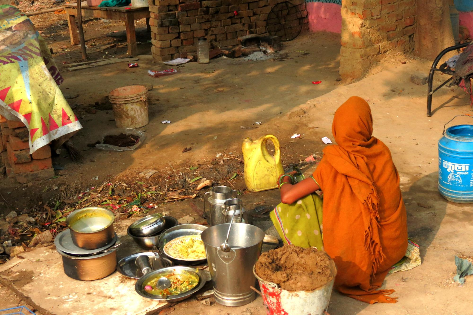human life in india